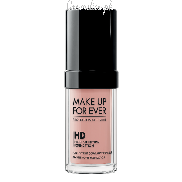 Top 10 Liquid Foundations With Price - Make Up For Ever HD Invisible Cover Foundation