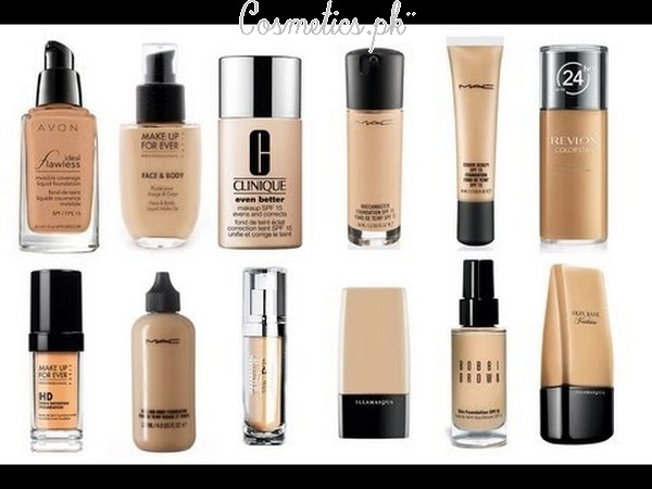 Top 10 Liquid Foundations In Pakistan, Review, Photos