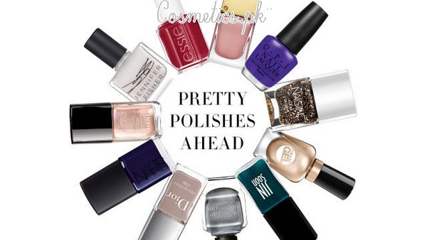 Top 10 Nail Polish Colors For Winter 11
