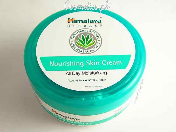 Top 10 Winter Creams For Dry Skin - Himalaya Nourishing Skin Cream