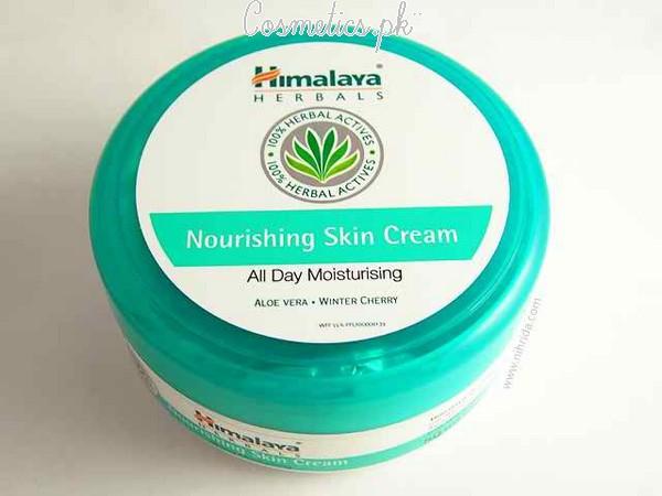 Top 10 Winter Creams For Dry Skin - Himalaya Nourishing Skin Cream