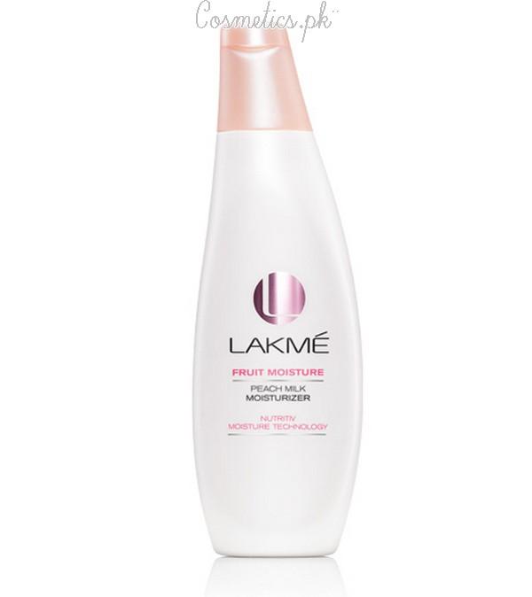 Top 10 Winter Creams For Dry Skin - Lakme Fruit Moisture Cream