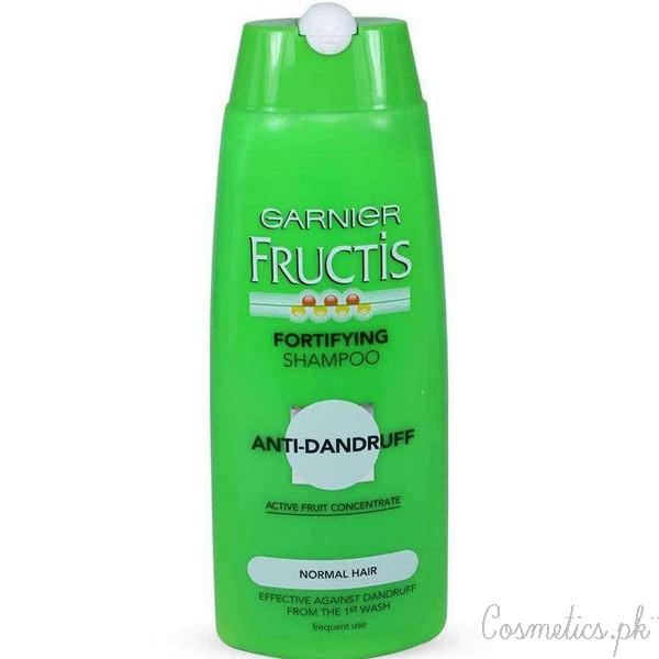 Top 5 Best Dandruff Shampoo - Garnier Fructis Fortifying Anti-Dandruff Shampoo