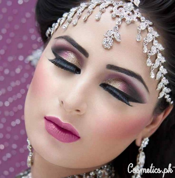 5 Latest Bridal Makeup Videos 2015 - Arabian Bridal Makeup