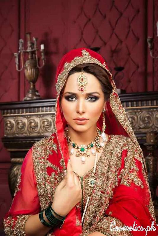 5 Latest Bridal Makeup Videos 2015 - Indo-Pak Bridal Makeup
