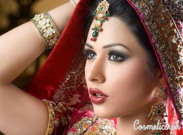 5 Latest Bridal Makeup Videos 2015 - Pakistani Bridal Makeup