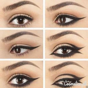 6 Different Eyeliner Techniques Video Tutorial