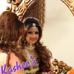 Bridal Mehndi and Hairstyling By Kashee's - High Back Combing Hairstyle