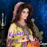 Bridal Mehndi and Hairstyling By Kashee's - Braid with Bang Hairstyle