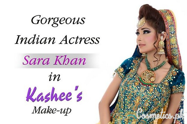 Latest Bridal Hairstyling By Kashee S Bridal Bang Hairstyle