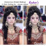 Bridal Mehndi and Hairstyling By Kashee's - Chingong Hairstyle