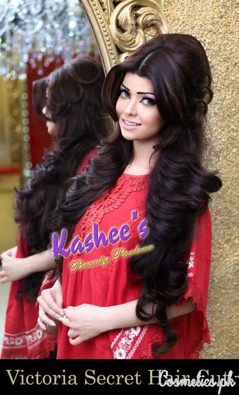 Latest Bridal Hairstyling Kashee Long Hairstyle