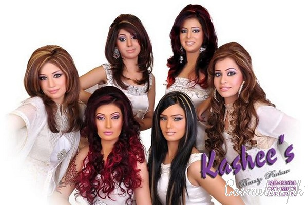 Bridal Mehndi and Hairstyling By Kashee's- Hairstyling