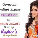 Bridal Mehndi and Hairstyling By Kashee's - Front Back Combing Hairstyle