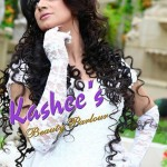 Bridal Mehndi and Hairstyling By Kashee's - Dulhan Tiara Hairstyle