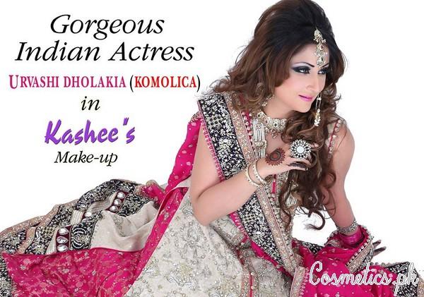 Beautiful Mehndi Hairstyles : Latest bridal mehndi and hairstyling by kashee s