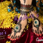Bridal Mehndi and Hairstyling By Kashee's - Fancy Feet Mehndi
