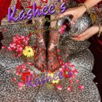 Bridal Mehndi and Hairstyling By Kashee's - Red Feet Mehndi