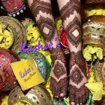 Bridal Mehndi and Hairstyling By Kashee's - Uroos Mehndi