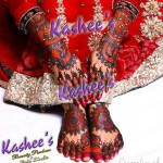 Bridal Mehndi By Kashee's - Red Mehndi