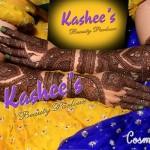 Bridal Mehndi and Hairstyling By Kashee's - Dulhan Mehndi