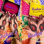 Bridal Mehndi and Hairstyling By Kashee's - Simple Hand Mehndi