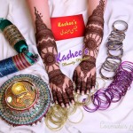 Bridal Mehndi and Hairstyling By Kashee's - Simple Mehndi