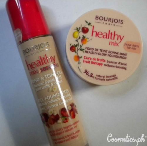 Top 10 Concealer In Pakistan With Price - Bourjois Healthy Mix Concealer