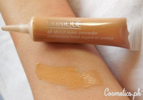 Top 10 Concealer In Pakistan With Price - Clinique All About Eyes Concealer