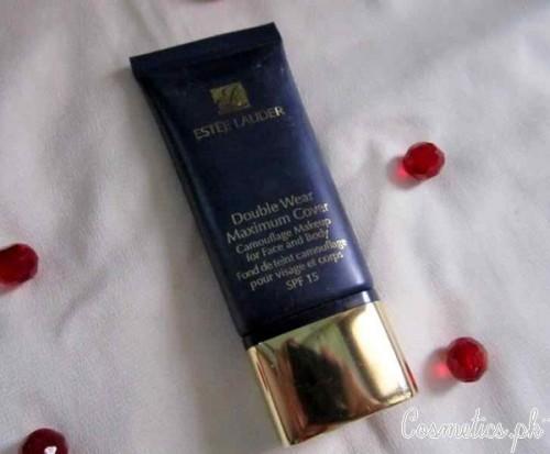 Top 10 Concealer In Pakistan With Price - Estee Lauder Double Wear Maximum Cover Makeup