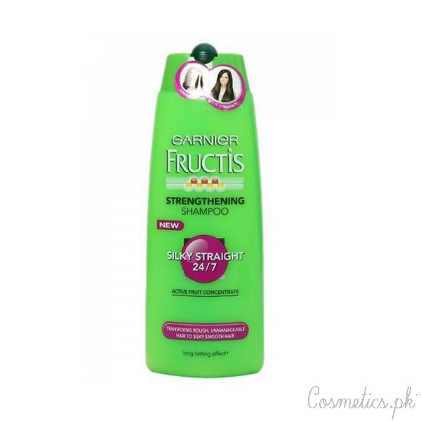 Hair Straightening Shampoo And Conditioner - Garnier Fructis Hair Straightening Shampoo