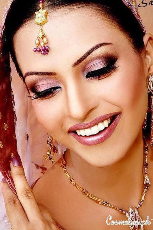 Top 3 Latest Indian Bridal Eye Makeup 2016 Picturestutorials
