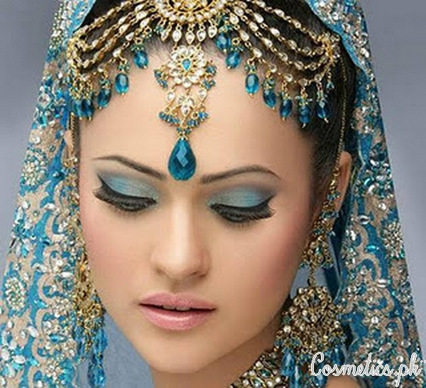 How To Apply Bridal Eye Makeup : Latest Pakistani Bridal Eye Makeup Tutorials