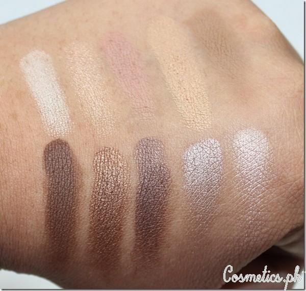 L'Oreal Eyeshadow Palette 2015