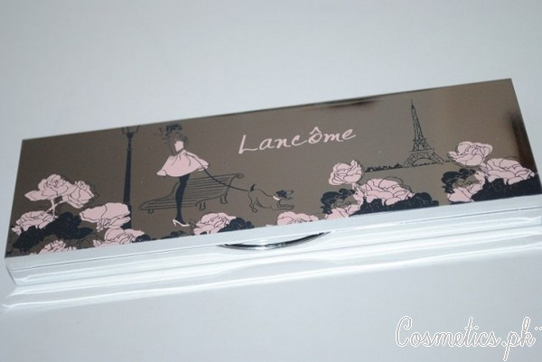 Lancome Eye Palette For Spring 2015: My French Palette