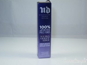 Urban Decay Eyeshadow Primer Portion 2015, Review, Price