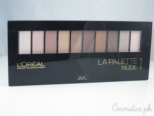 L'Oreal Eyeshadow Palette 2015: Swatches, Price