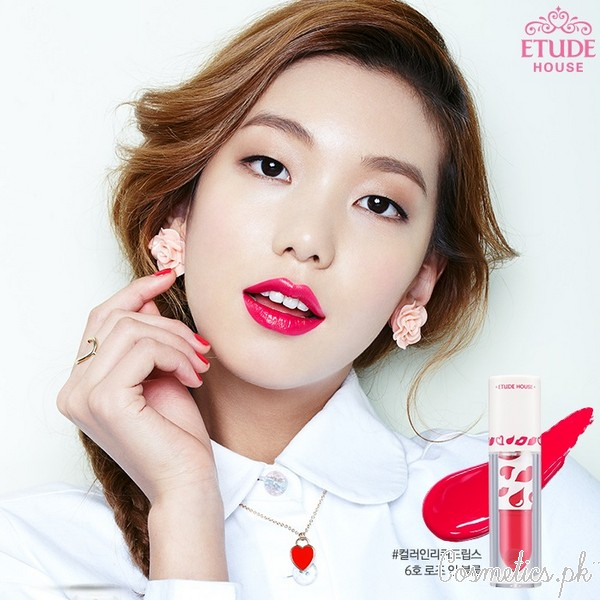 Top 6 Summer Lipstick Shades 2015 by Etude House
