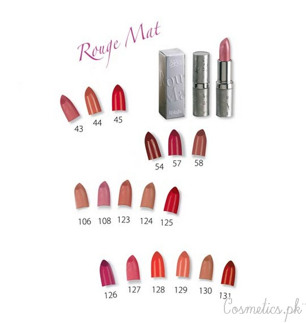 Latest Karaja Lipsticks Shades 2015