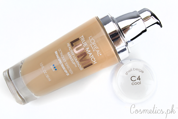 Top 5 Foundations By L'Oreal 2015
