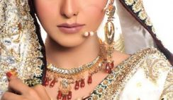 Latest Bridal Makeup By Akif Ilyas 2015