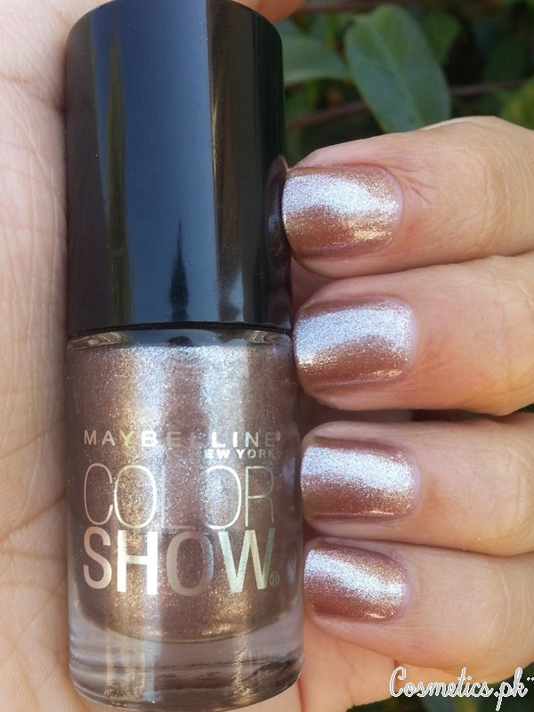 Top 10 Maybelline Color Show Nail Lacquer Shades 2015