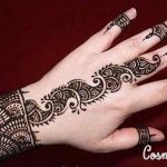 10 Simple Mehndi Designs For Eid