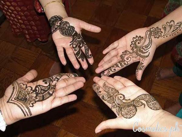 Mehndi For Eid : Simple mehndi designs for eid