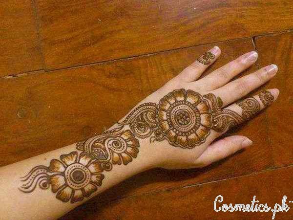 Mehndi Designs For Kids And Eid : Simple mehndi designs for eid