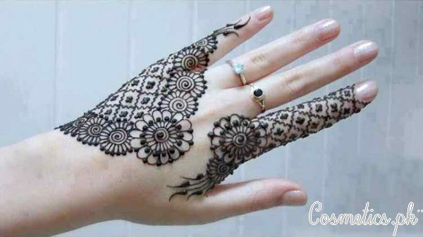 10 Simple Mehndi Designs For Eid