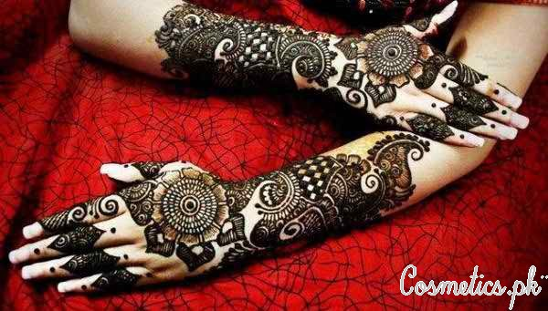 Top 10 Peacock Mehndi Designs For Eid