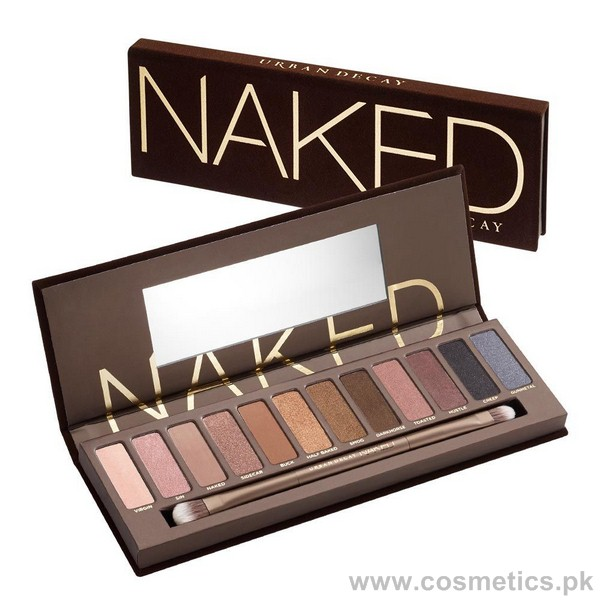 Top 5 Urban Decay Naked Eyeshadow Palettes, Prices