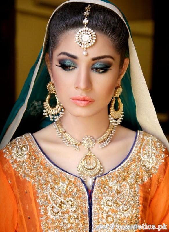Wajid Khan Beauty Salon Bridal Makeup 7