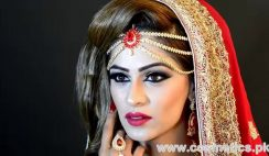Asian Bridal Makeup Video by Henna Nazir 2015